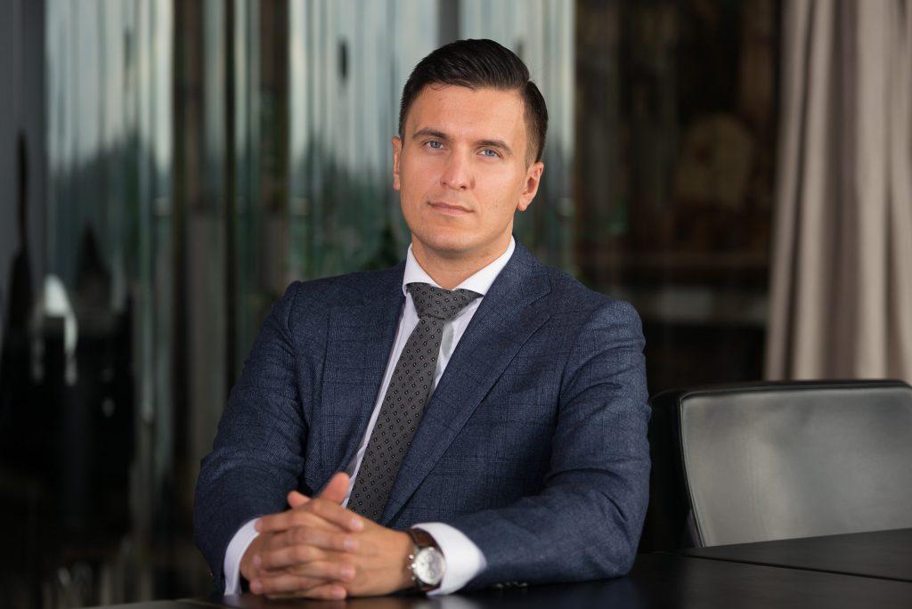 """Gediminas Laucius, """"Lewben"""" teisės bei mokesčių paslaugų direktorius"""